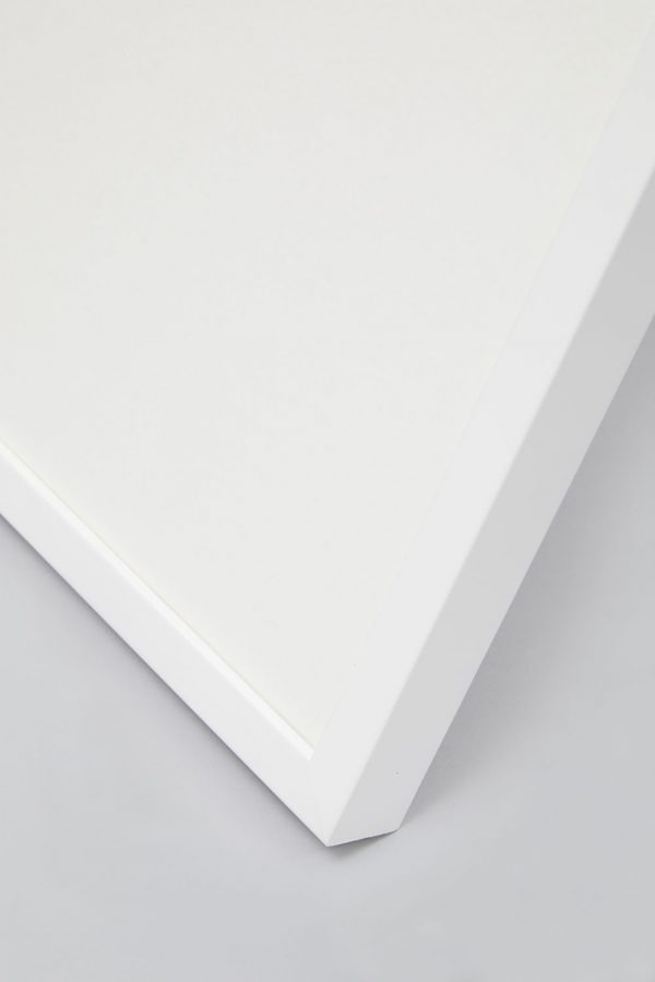 White Gallery Profile Frame 4