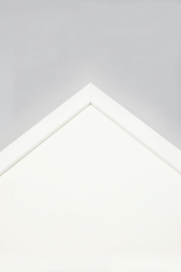 White Gallery Profile Frame 2