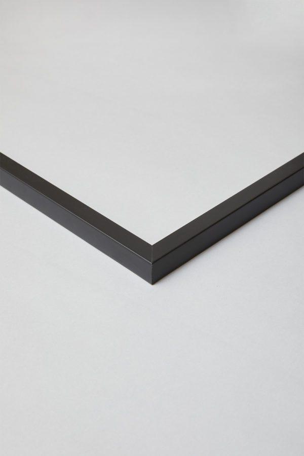 Black Slim Profile Frame 3